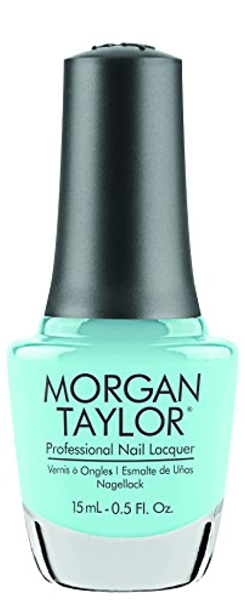債権者優れました原因Morgan Taylor - Professional Nail Lacquer - Not So Prince Charming - 15 ml / 0.5 oz