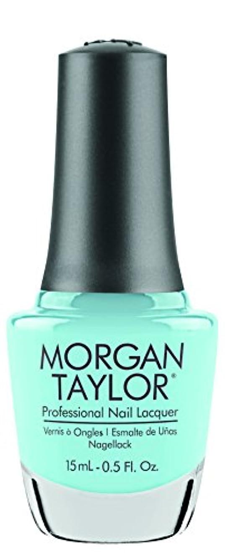 休戦拘束する主張するMorgan Taylor - Professional Nail Lacquer - Not So Prince Charming - 15 ml / 0.5 oz