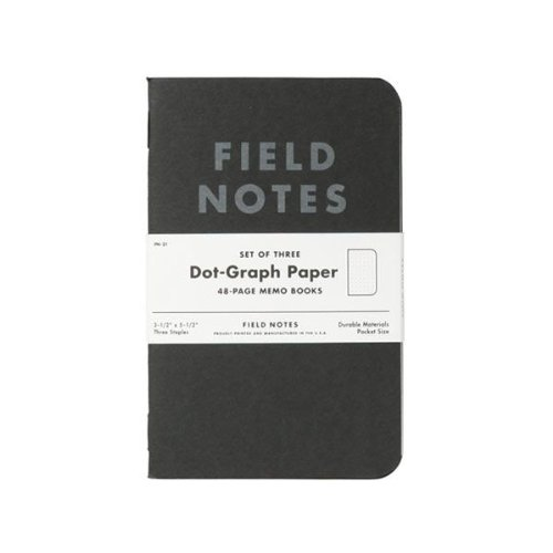 FIELD NOTES フィールドノート 3-PACKS PI...