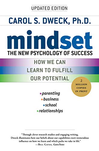 Mindset: The New Psychology of Successの詳細を見る