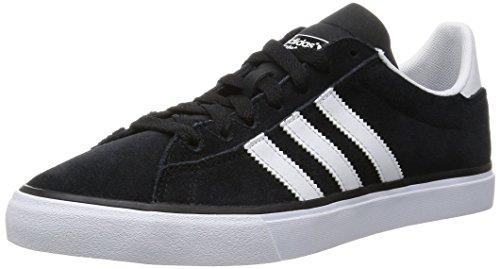 アディダススケートボーディング adidas skateboarding スニーカー CAMPUS VULC II F37366 Black/White/White(Suede)(Black/White/White(Suede)/10)