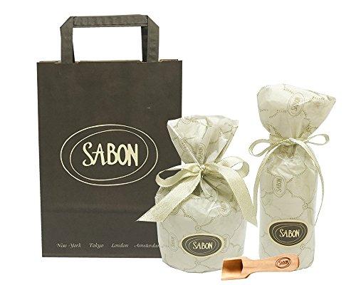 《プレゼント用ギフトラッピング+ショッパー付き》【SABON...
