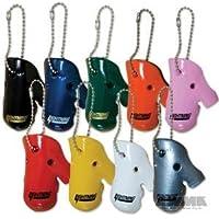 ProForce ® Lightning mini-punch Keychains – ホワイト