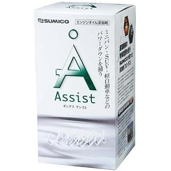 SUMICO [ スミコー ] ONGS [ オングス ] Assist [ アシスト ] [ ガソリン車用 ] 高品質オイル添加剤 [ 品番 ] 620226 [ HTRC 3]
