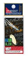 フォレスト(FOREST) チェイサー 1.6g №15グリーンGLOW/ピンクGLOW