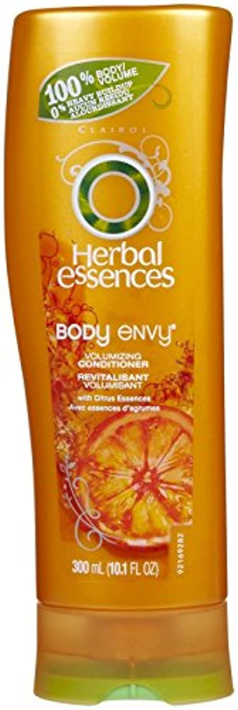 スロープ忍耐立法HERBAL ESSNC COND BODY ENVY 10.17 OZ by Herbal Essences