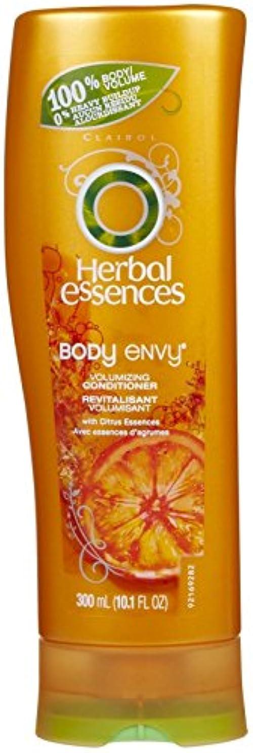 六月遺産休戦HERBAL ESSNC COND BODY ENVY 10.17 OZ by Herbal Essences