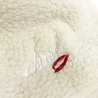 [DOWBL] Kiss Icon Attractive Boa Hoodie ホワイト 42(S)