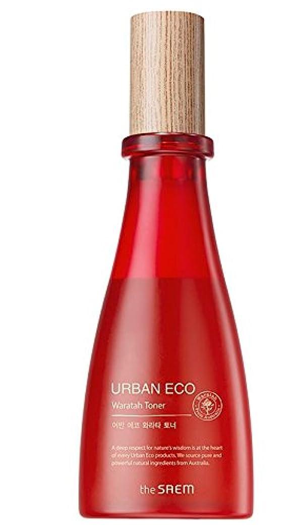優先権お風呂を持っている共和国ドセム アーバンエコワラタートナー 180ml Urban Eco Waratah Toner [並行輸入品]