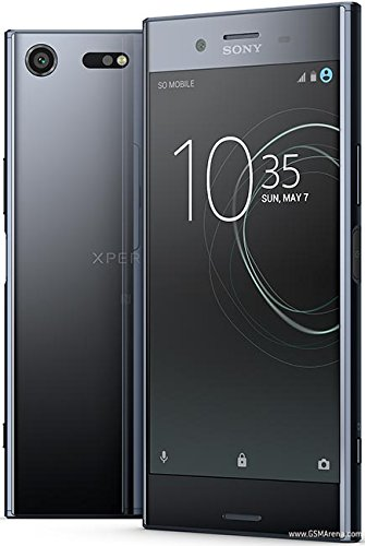 Sony Xperia XZ Premium G8142 (Dual 64GB) - Deepsea Black (並行輸入品)