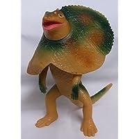 エリマキトカゲ ソフビ人形