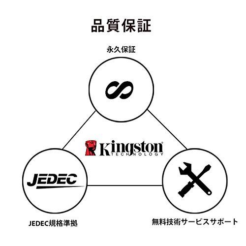 キングストン デスクトップPC用メモリ DDR3-1333 PC3-10600 8GBx3枚 CL9 1.5V Non-ECC DIMM 240pin KVR13N9K3/24 永久保証