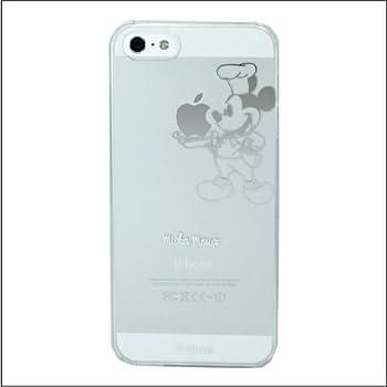 藤本電業 iPhone5 ケース カバー ディズニー アイフォンプラス クラシックミッキー (J-I5-DP16)