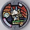 【妖怪メダル】コマさん/ホロ(グレー)/妖怪ウォッチ