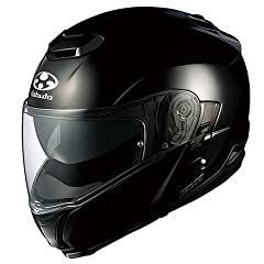 オージーケーカブト(OGK KABUTO)バイクヘルメット システム IBUKI ブラックメタリック (サイズ:XXL)
