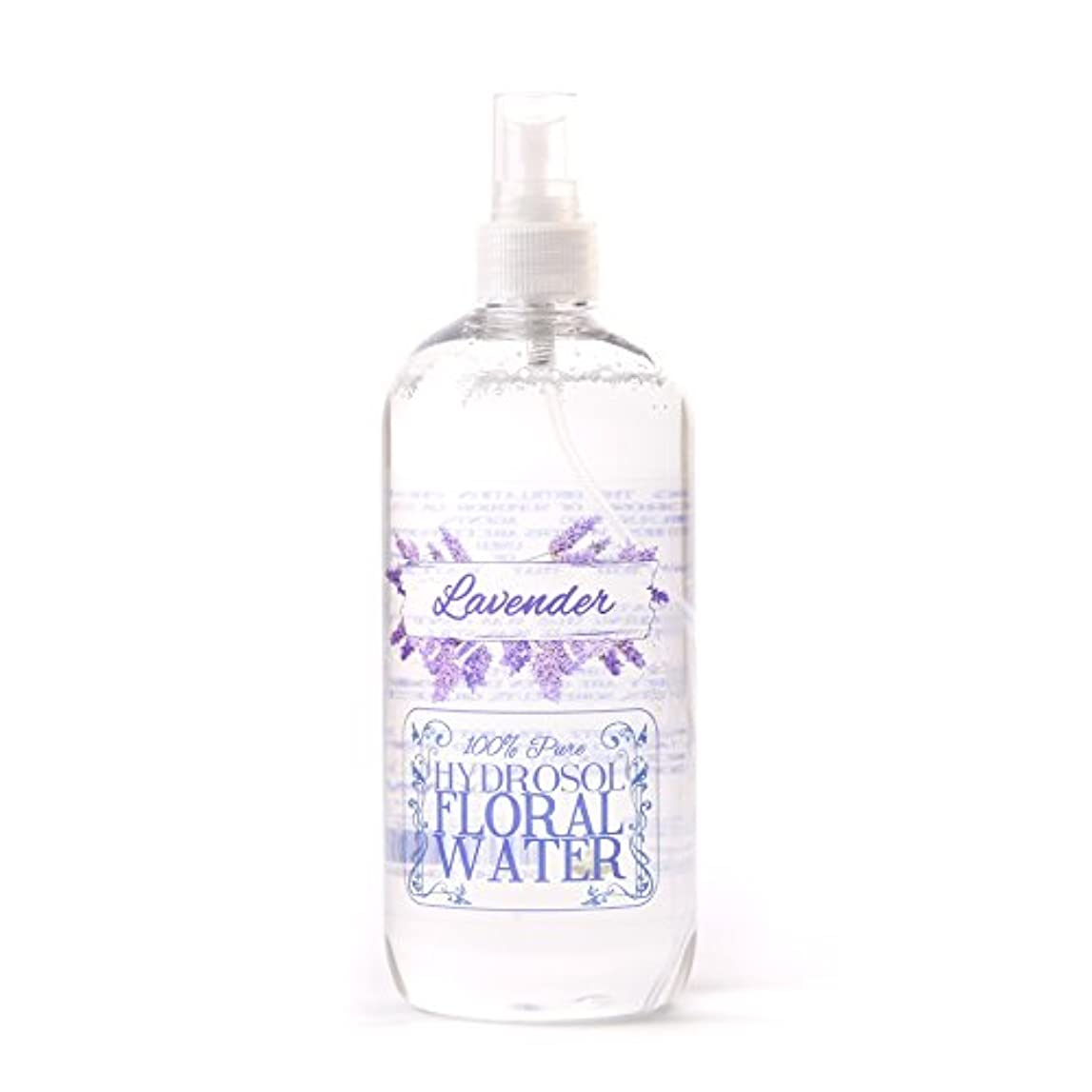 充実であることカーテンLavender Hydrosol Floral Water With Spray Cap - 500ml