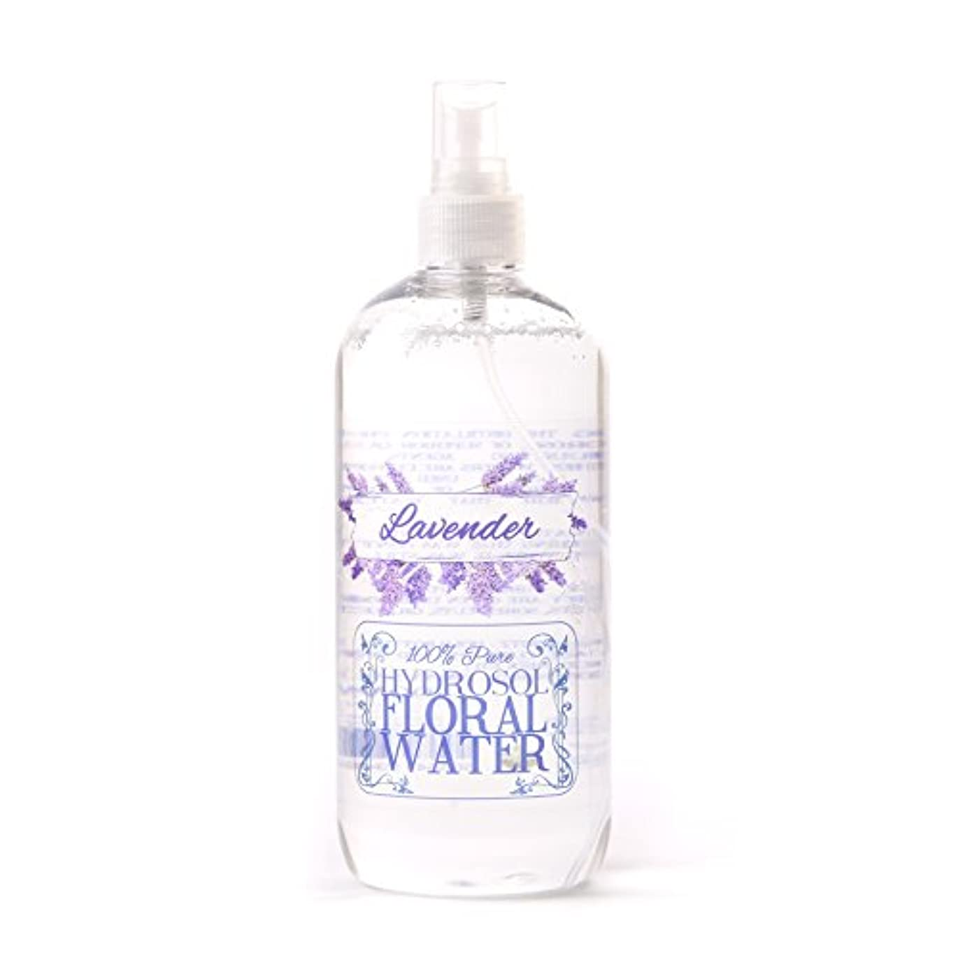 レビュアー散髪ワインLavender Hydrosol Floral Water With Spray Cap - 500ml