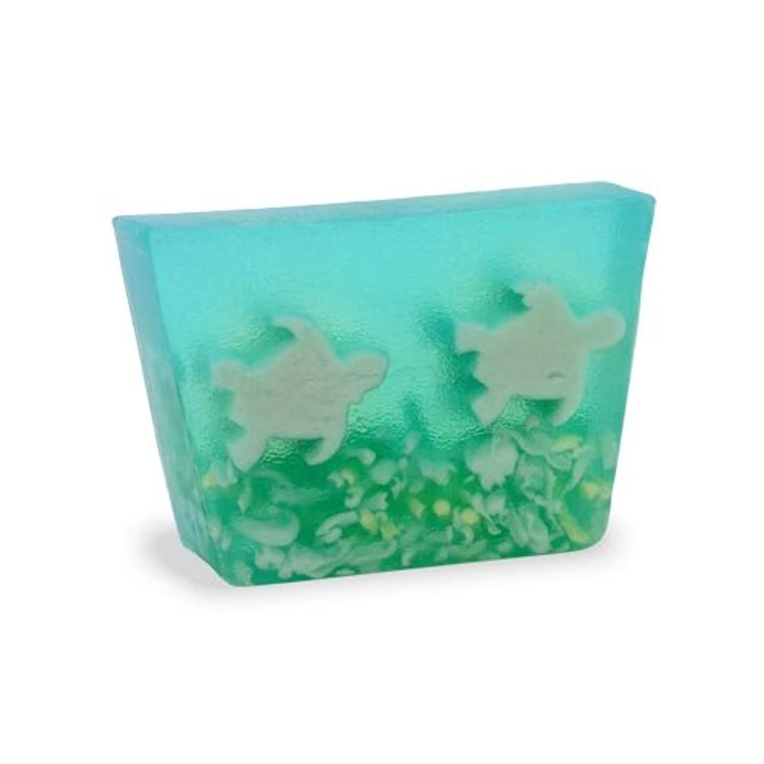 絶え間ない海洋のシリングプライモールエレメンツ アロマティック ミニソープ シータートルズ 80g 植物性 ナチュラル 石鹸 無添加