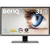 【PS4 Pro対応】BenQ モニター ディスプレイ EW3270U 31.5インチ/4K/HDR/VA/DCI-P3 95%/USB Type-C/HDMI×2/DP1.2/スピーカー/アイケア機能B.I.+