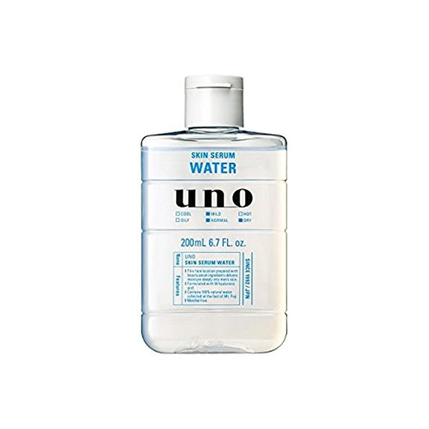 タンザニア継続中値UNO(ウーノ) スキンセラムウォーター 本体 200mL