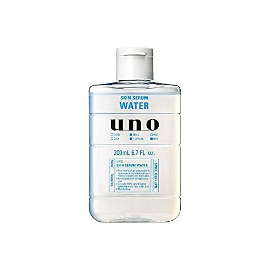 化学薬品層持っているUNO(ウーノ) スキンセラムウォーター 本体 200mL