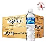 Dasani Drinking Water, 600ml (Pack of 24)