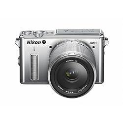 Nikon Nikon 1 AW1 防水ズームレンズキット シルバー N1AW1LKSL