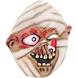 B Blesiya ヘッドマスク 恐ろしいマスク ハロウィーン 仮装 快適 通気性 多仕様選択 - #11