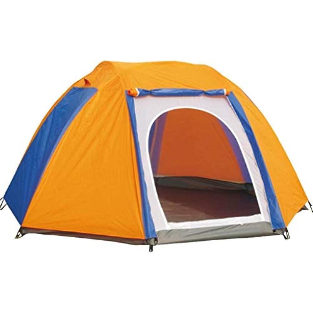 何もない手首で出来ている大型のテントの防雨および防湿の二重層のテントのキャンプテント