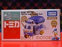 トミカ ディズニーモータース トゥクトゥク ドゥービー ドナルドダック ショップ限定 アジア先行販売商品