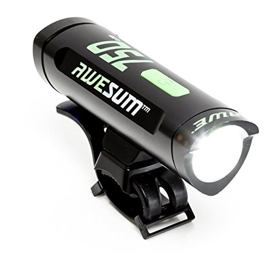 先生ラッチ太平洋諸島AWE® AWE750™ CREE LEDライト USB充電式 自転車用前方ライト750ルーメン 超明るい!