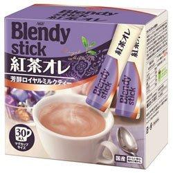 ブレンディ スティック 紅茶オレ 30本 6箱×2ケース