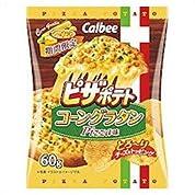 カルビー ピザポテト コーングラタンPizza味 60g