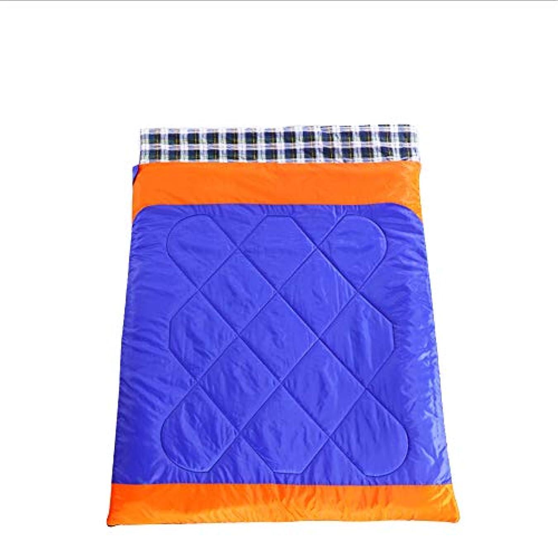 合金手つかずの発見するLIUSIYUの寝袋、暖かい封筒の寝袋、柔らかく、幅広く、防水で、大人と子供のアウトドアキャンプ旅行に最適