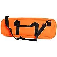 Deluxe Chess Bag - Orange