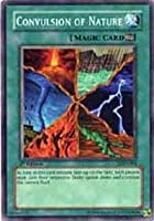 Yu-Gi-Oh! - Convulsion of Nature (LOD-084) - Legacy of Darkness - Unlimited Edition - Common
