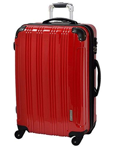 S(19) 型 フィースト/ミラーQueendom スーツケース キャリーバッグ 機内持ち込み TSAロック搭載 超軽量 (1-3日用)