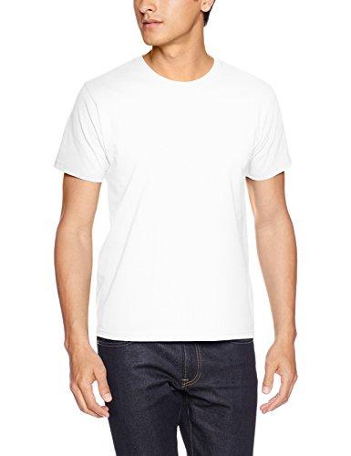 (プリントスター)Printstar 6.6オンス ハイグレードTシャツ 00158-HGT 001 ホワイト 02 M