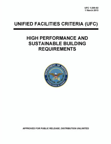 Download UFC 1-200-02 High Performance and Sustainable Building Requirements (English Edition) B00IFG1CSA