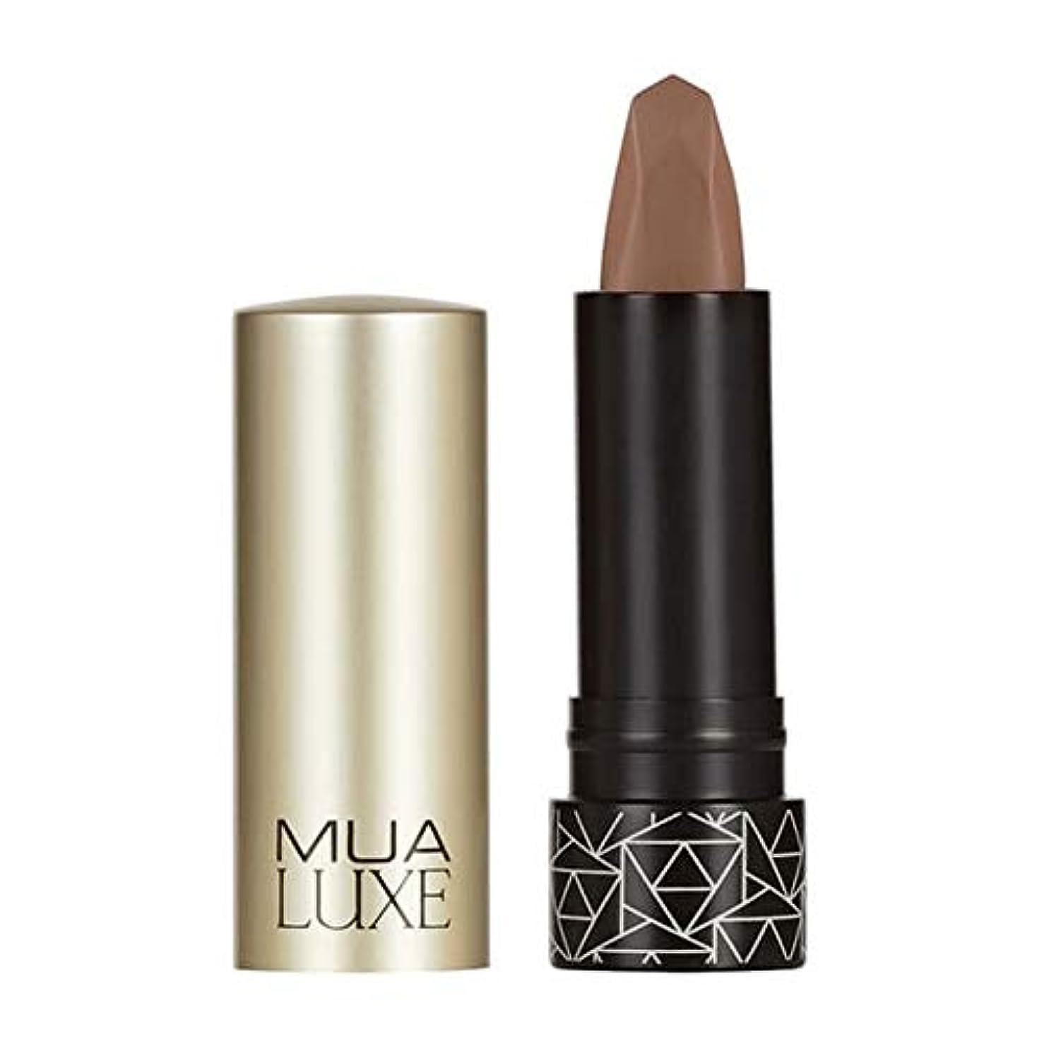 盆遡るランドマーク[MUA] Muaラックスベルベットマットリップスティック#6 - MUA Luxe Velvet Matte Lipstick #6 [並行輸入品]