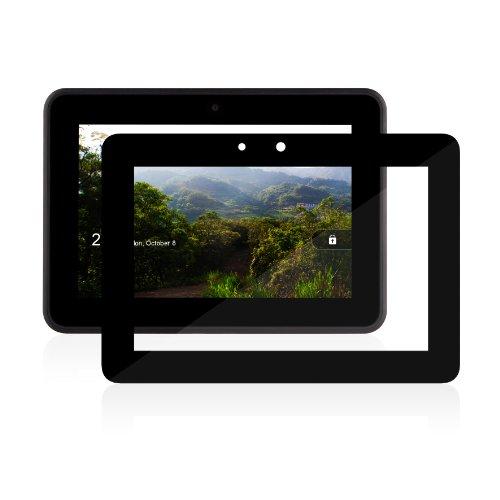Moshi iVisor XT (Kindle Fire HD(2012年モデル)専用) バブルフリー・スクリーン・プロテクター