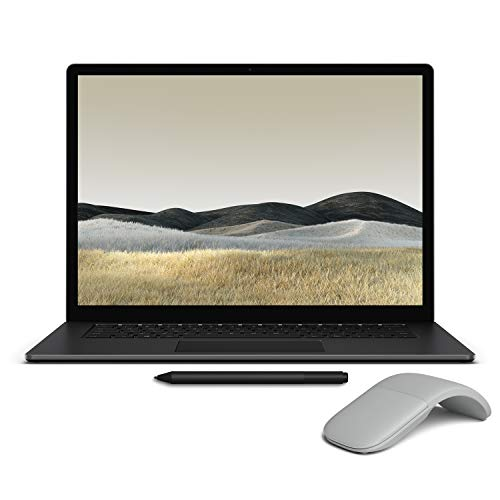 【Microsoft ストア限定】3点セット: Surface Laptop 3 15インチ(AMD Ryzen 5 / 8GB / 256GB / ブラック (...