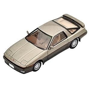 Tomica Limited Vintage NEO LV-N106d Toyota Supra 3.0GT Turbo 86's Type Beige Brown Race Sports Car Vehicle Model Figure Tomytec Takara Tomy [並行輸入品]