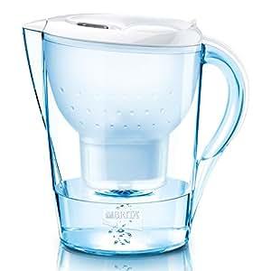 ブリタ 浄水 ポット 2.0L マレーラ XL ポット型 浄水器 カートリッジ 1個付き 【日本仕様・日本正規品】