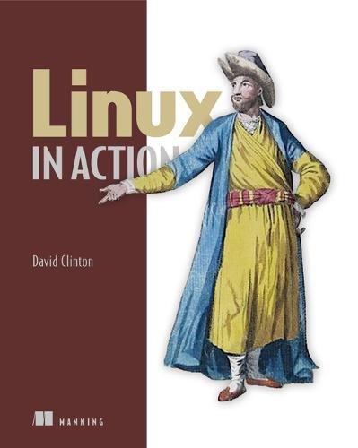 [画像:Linux in Action]