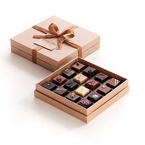 アルマーニドルチ 2019 ARMANI DOLCI プラリネ 1箱16粒入りバレンタイン ホワイトデー チョコレート