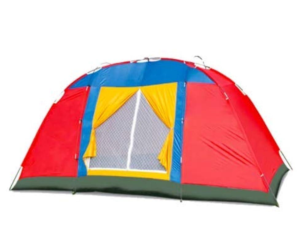 品揃え柔らかい浸したOpliy 単層屋外キャンプテント220 * 400 * 180 cm大スペース、安定した構造、強力な換気、持ち運びが容易、8-10人 品質保証