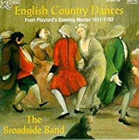 English Country Dances by Broadside Band (1994-04-20)