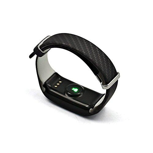 Valuetom スマートブレスレット スマートウォッチ 水泳 防水 心拍数歩数計 Bluetooth 4.0 スマホiPhone/androidに対応