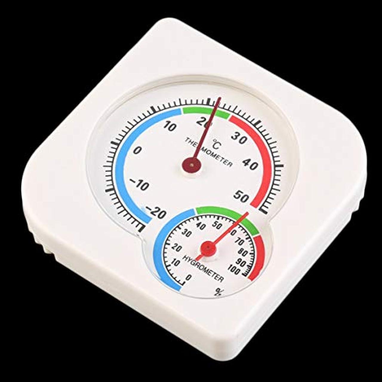 つぼみリビングルーム用心深いインターコアリー保育園ベビーハウスルームミニ温度計ウェット湿度計温度計